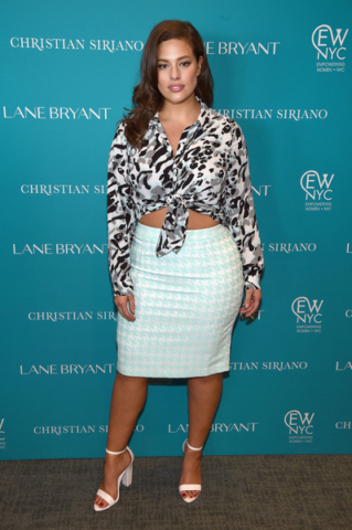 Ashley Graham, Model, Designer, Body Activist