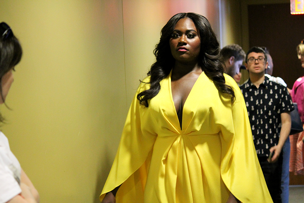 Danielle Brooks & Christian Siriano
