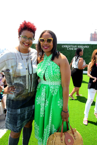 Harriette Cole & Tracy Reese