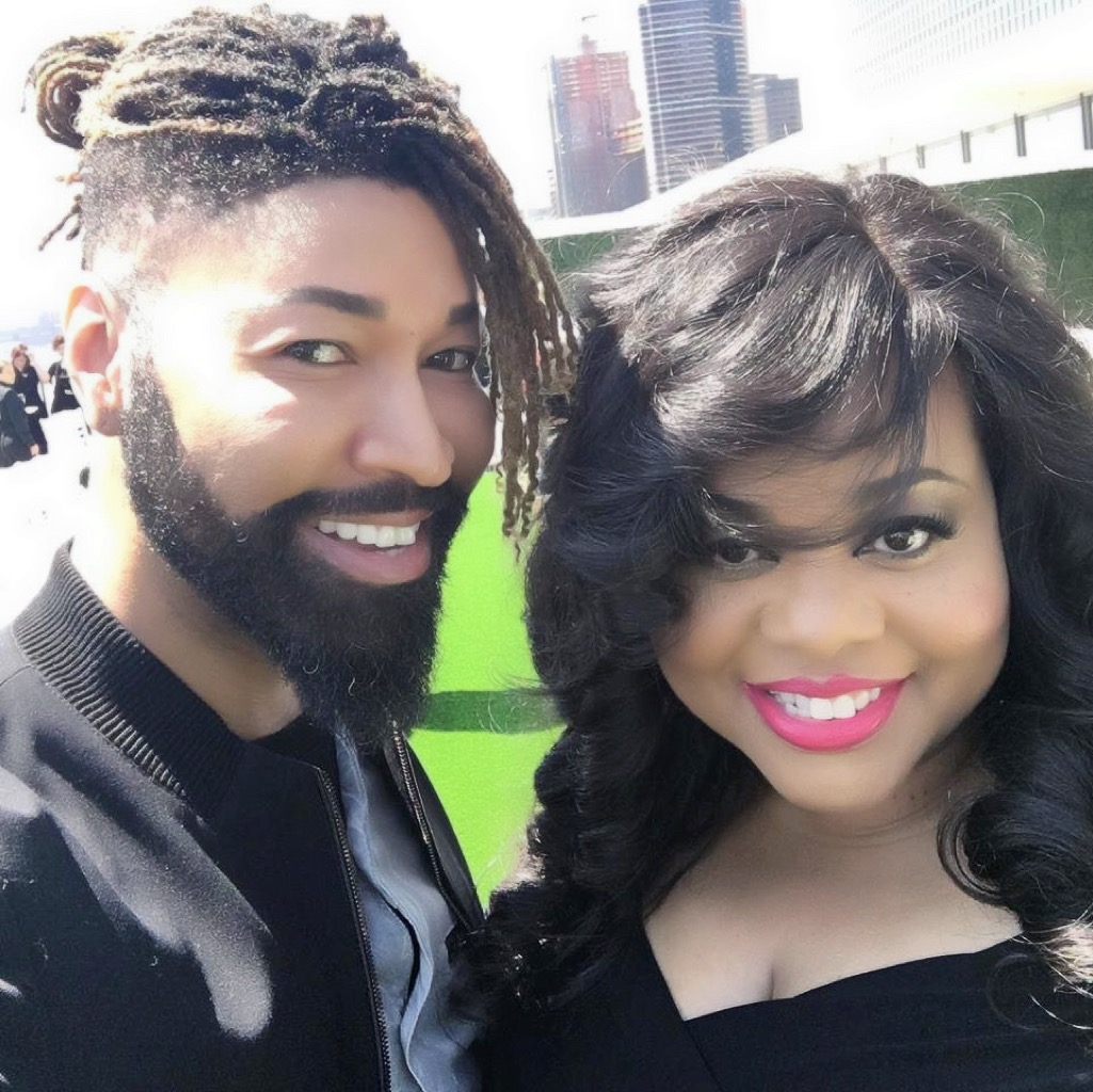Susan Moses and Ty Hunter