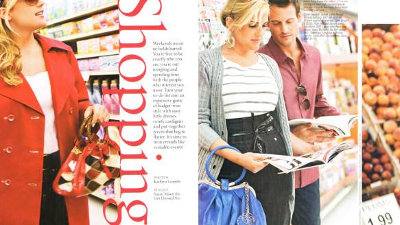 Figure Magazine – Shopping