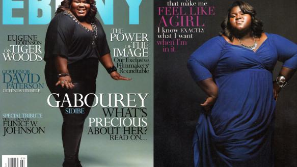Ebony – Gabourey Sidibe