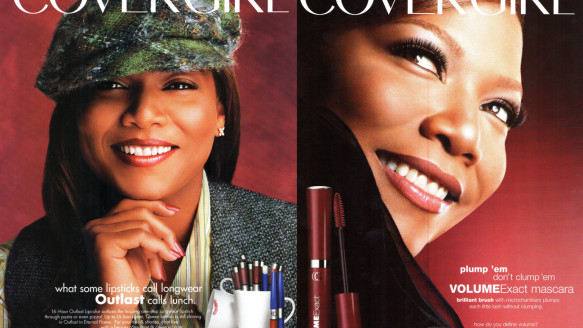Queen Latifah – Covers & Ads
