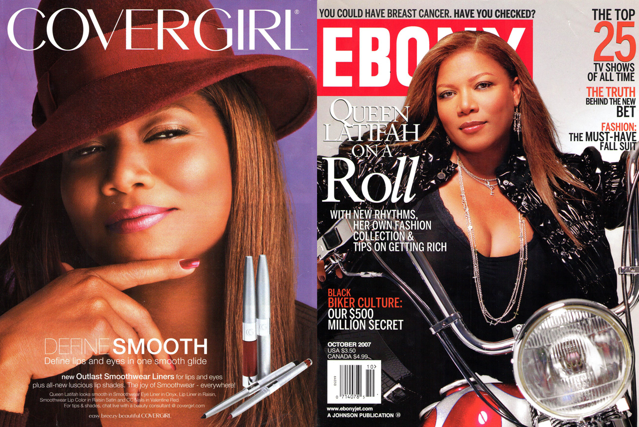 Susan Moses Queen Latifah
