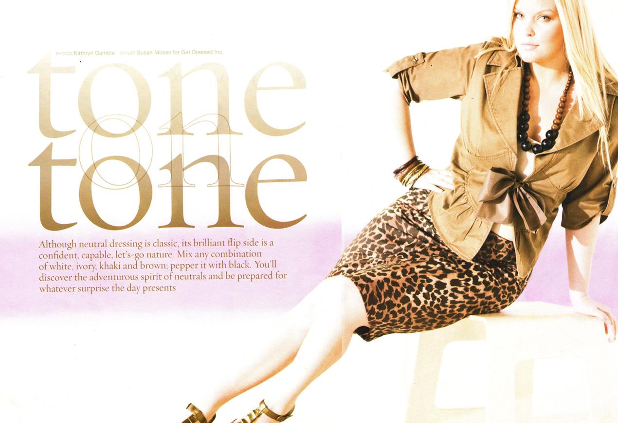 Tone Tone Tone