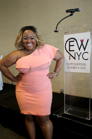 Denise Caldwell, Celebrity Stylist, EWNYC 2016