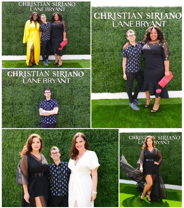 Christian Siriano x Lane Bryant Debuts on a UN Runway - Fashion Week Daily