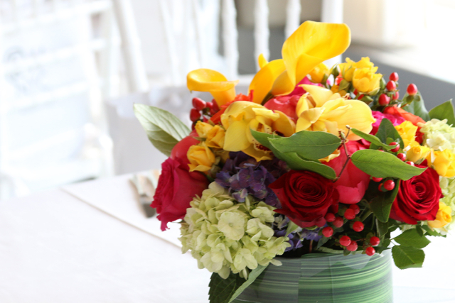 EWNYC 2016 Flower Arrangement