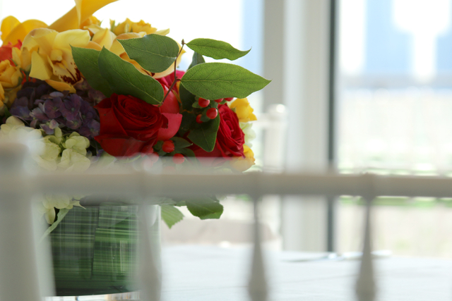 EWNYC 2016 Flower Arrangement