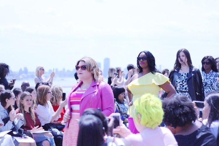 Christian Siriano x Lane Bryant X Empowering Women NYC