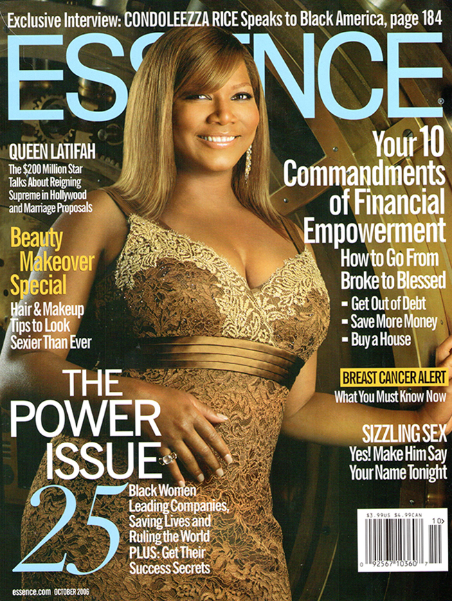 Susan Moses - Queen Latifah